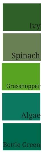 Greens (6)