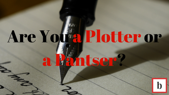 Are You A Plotter or a Pantser?