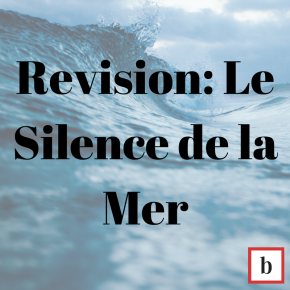 Revision: Le Silence De LaMer