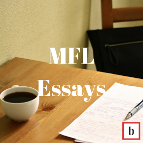 How to Write: MFL Essays