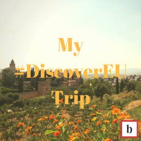 My #DiscoverEU Trip 🇪🇸