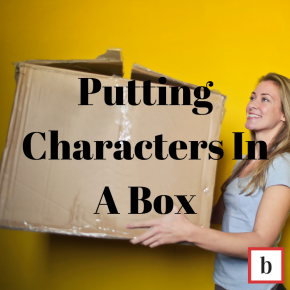 Putting Characters In A Box